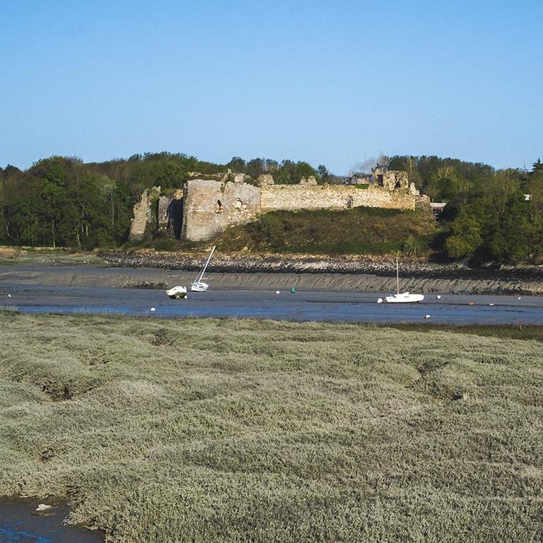 château du guildo port du guildo saint cast le guildo pierre saint jacut chemin GR34